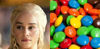M&M's Game of Thrones capa