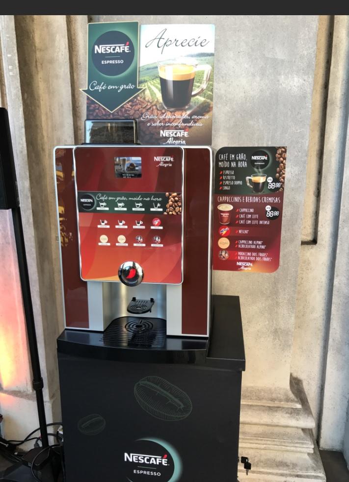 Máquina Nescafé Espresso