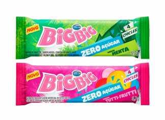 Novos Big Big Zero Açúcar