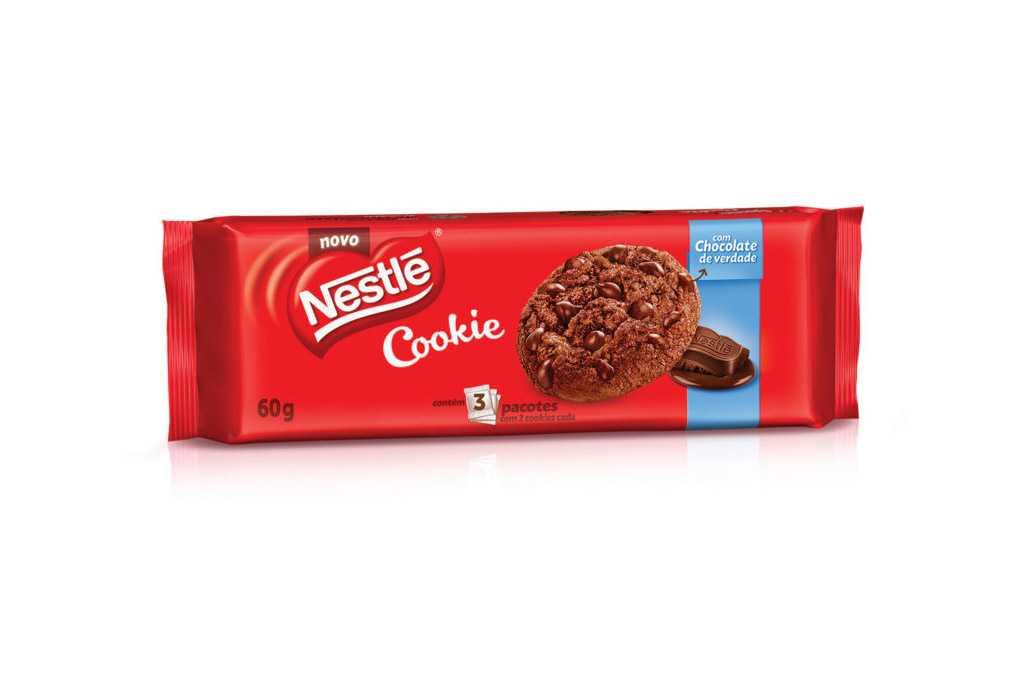 Novo Cookie Nestlé