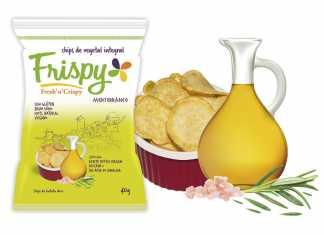 Snack Frispy Mediterrâneo