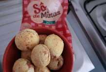 Pão de queijo Sô de Minas capa