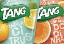 "Tang sabores ""Loucos por Laranja"""
