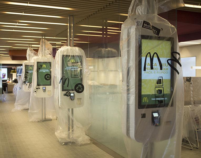 Unboxing loja McDonald's 2