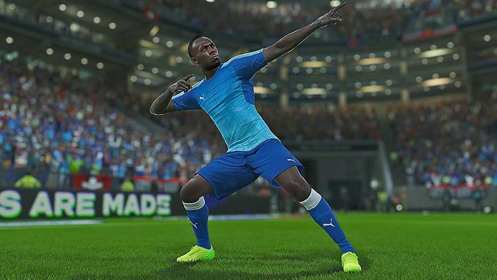 Usain Bolt PES 2018