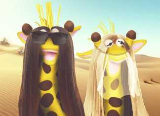 Anitta e Pabllo Vittar Sua Cara Giraffas