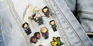 Broches Game of Thrones GoT