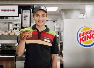 Burger King lança Delivery no Brasil