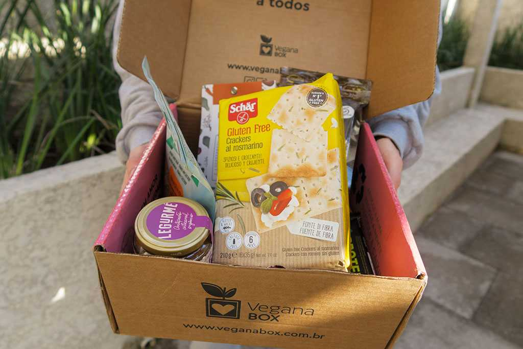 Vegana Box Agosto 2017