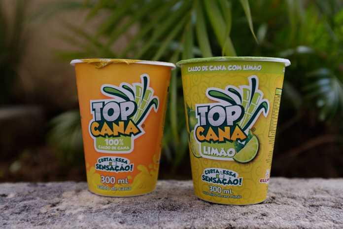 Caldo de Cana TOP Cana sabores