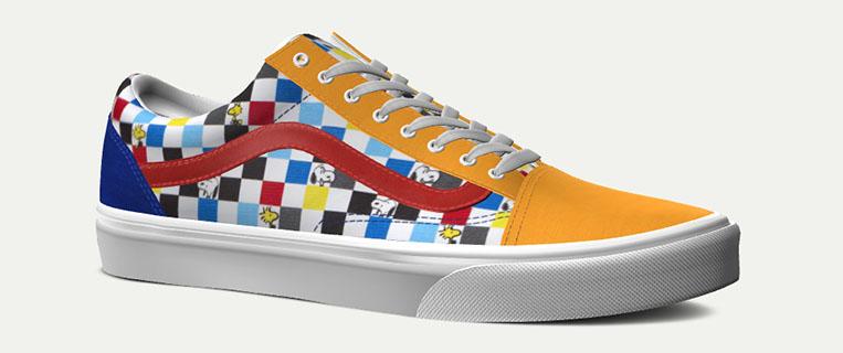 Nova coleção Peanuts Vans 02