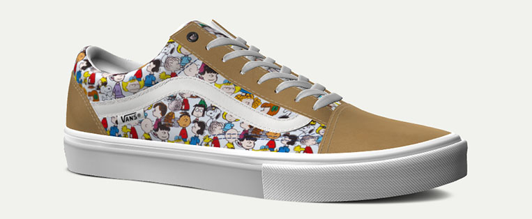 Nova coleção Peanuts Vans 03