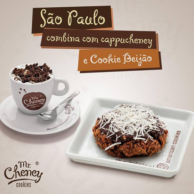 Cookie Beijão Mr. Cheney