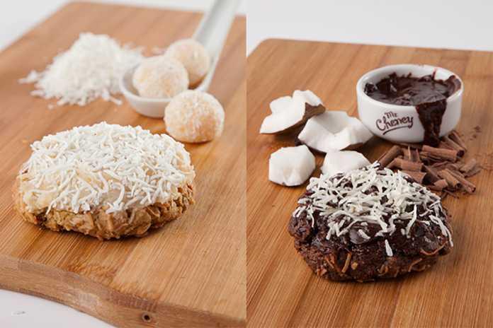 Cookies Beijinho e Beijão Mr. Cheney