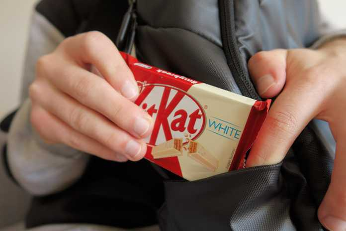 Embalagem Novo Kit Kat White