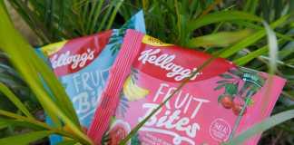 Fruit Bites Kellogg's