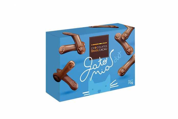 Gato Mia Diet Chocolate Brasil Cacau