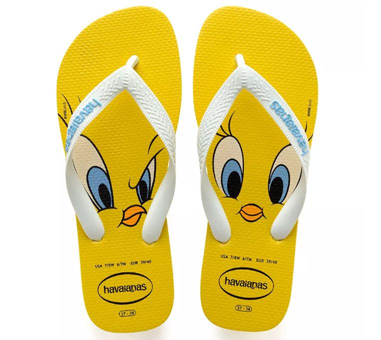 Havaianas Looney Tunes Piu Piu