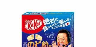 Kit Kat Pastilhas para Tosse Japão