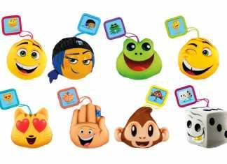 Pelúcias Emoji: O Filme McLanche Feliz