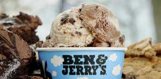 Totally Baked Ben & Jerry's capa