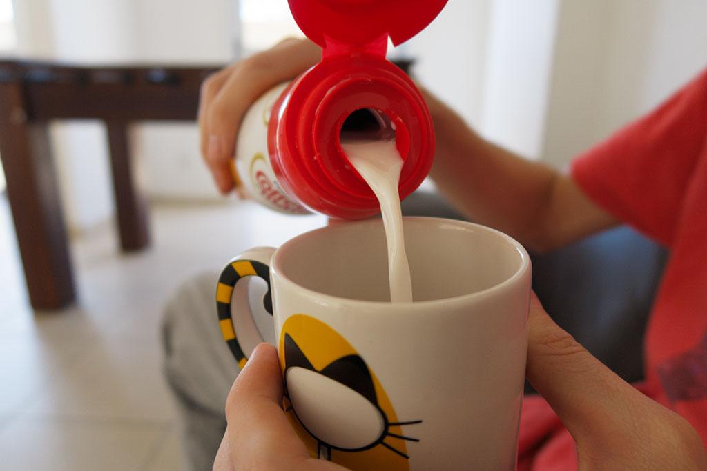 Coffe-mate Hazelnut cor Nestlé