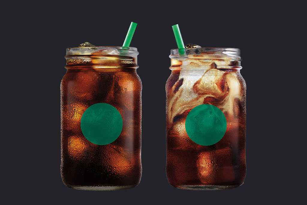 Cold Brew Starbucks