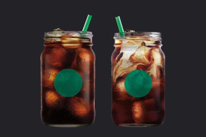 Cold Brew Starbucks