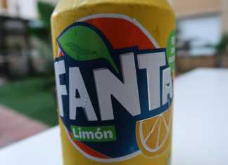 Fanta Limão Europa