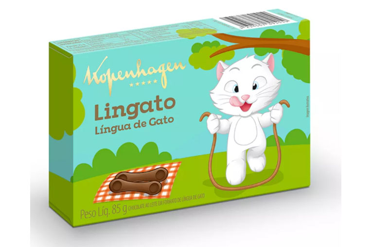Resultado de imagem para Kopenhagen lança chocolates com embalagens especiais para o Dia das Crianças