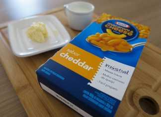 Macaroni & Cheese Cheddar