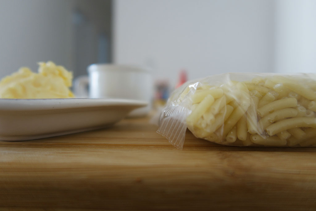 Conteúdo Embalagem Macaroni & Cheese Cheddar