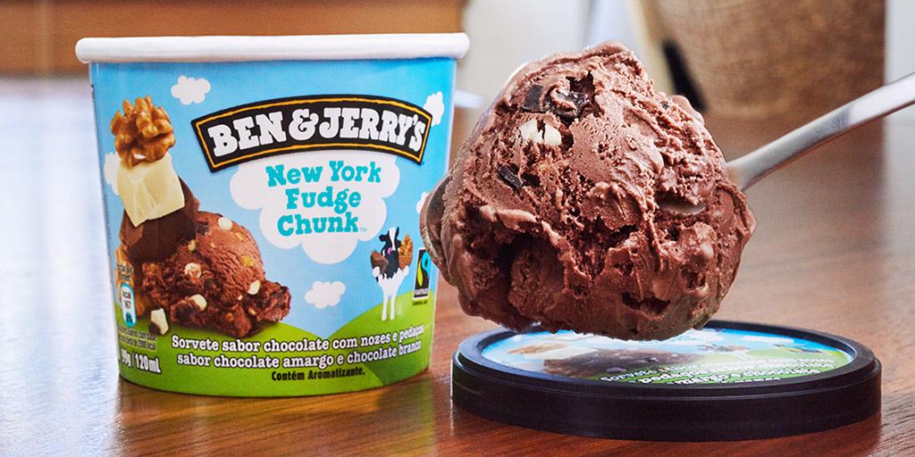 New York Fudge Chunk Ben & Jerry's 02