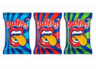 Novas Embalagens Ruffles 2017