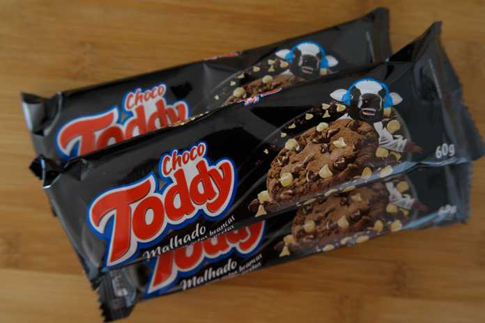 Choco Toddy Cookie Malhado