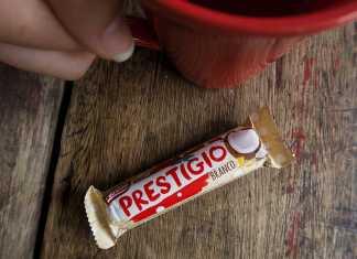 Novo Prestígio Branco Nestlé