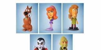 Nova Coleção Bob's Scooby-Doo