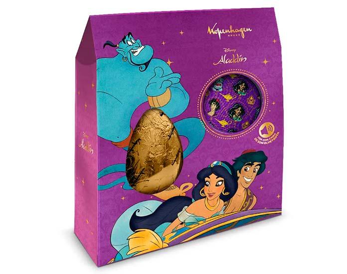 Ovo de Páscoa Aladdin (150g) Kopenhagen