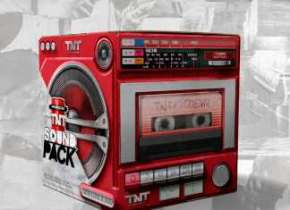 Boombox TNT Energy Drink