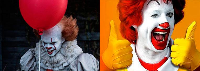 X Ronald McDonald