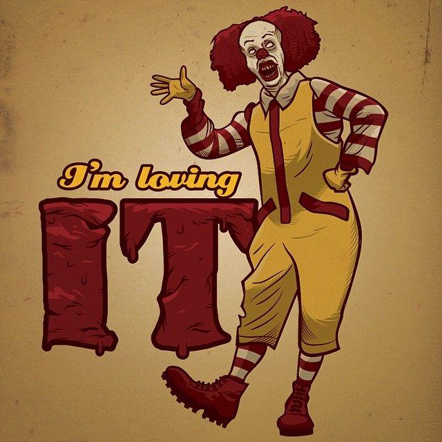 It: A Coisa Ronald McDonald