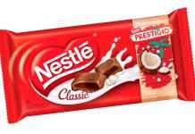 Barra Nestlé Classic Prestígio 98g