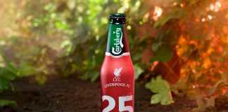 Cerveja Carlsberg Liverpool