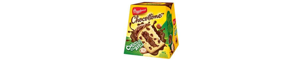 Chocottone com Avelã 550g