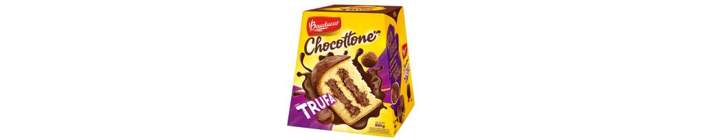 Chocottone Trufa 550g