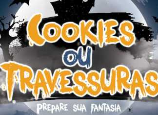 Cookies ou Travessuras Mr. Cheney