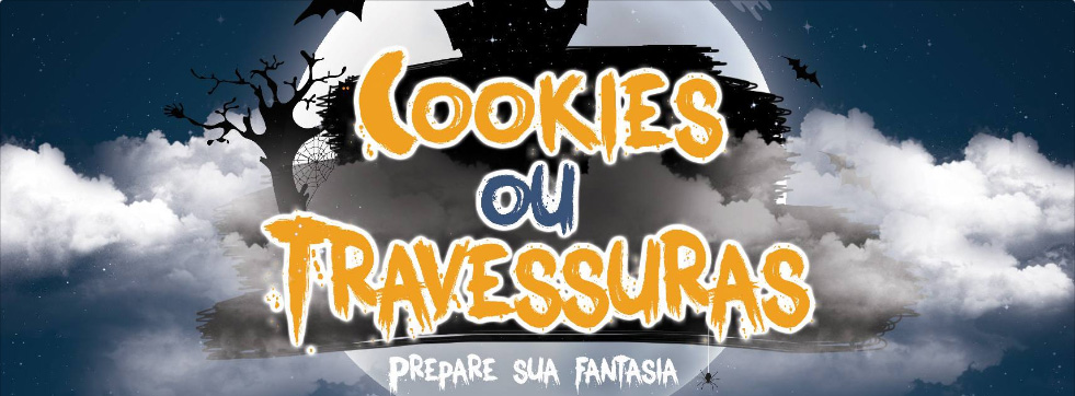 Cookies ou Travessuras Mr. Cheney Detalhe