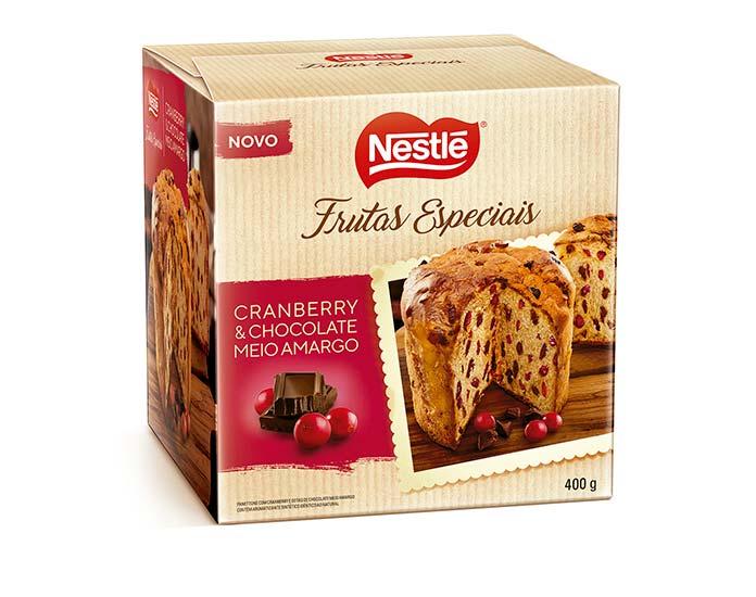 Cranberry e Chocolate Meio Amargo 400g Nestlé