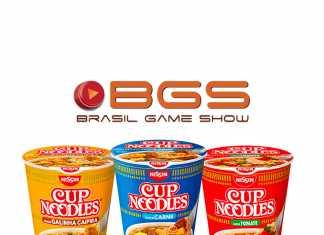 Cup Noodles BGS