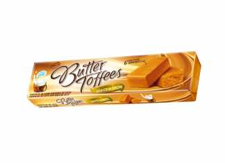 Drops Butter Toffees